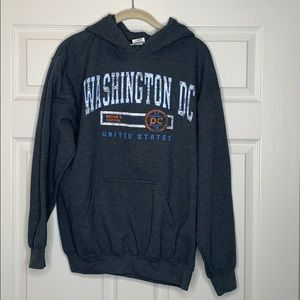 Gildan   Washington D.C   Sweatshirt   Hoodie
